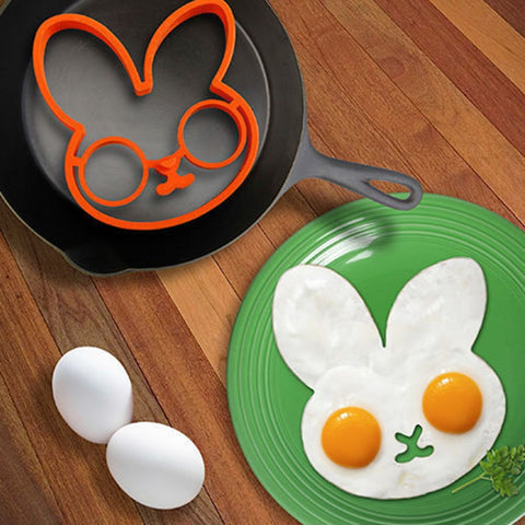 Rabbit Shaped Egg Modl - petsareawsm