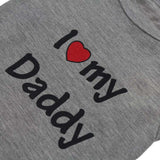 I love mommy & Daddy Pet Shirt