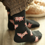 Cute Mini Pig socks
