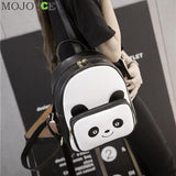 Backpacks Lovely Panda Mini Girl Bags