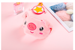 Sweet Pink Piggy Eyeshade