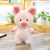 35/45 cm  Soft Pink Pig Adorable Plush Toy