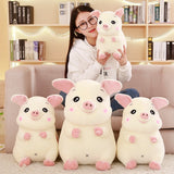 30/40/50 cm  Soft Pink Pig Plush Toy Soft Stuffed Cute Animal