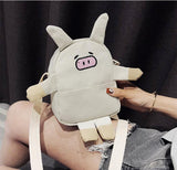 Cute Piggy Messenger Bag