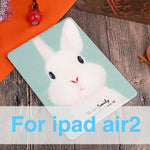 Lovely Pig/Rabbit iPad Cover
