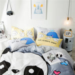 Panda Bedding Set