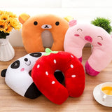 Cute U-Shaped Neck Pillow