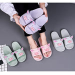Cute Piggy Summer Slippers