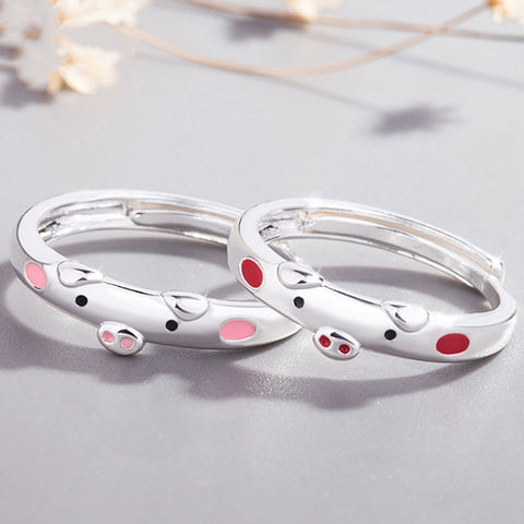 Exquisite Cute Pig Adjustable Ring