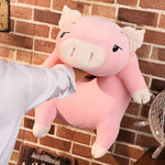 Lovely Soft Down Cotton Pig Plush Doll Stuffed