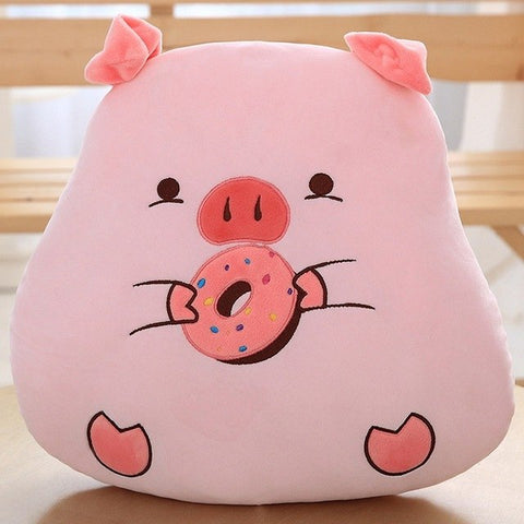 40cm Cute Pink Piggy Plush Pillow