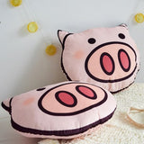 Cute Piggy Cushion