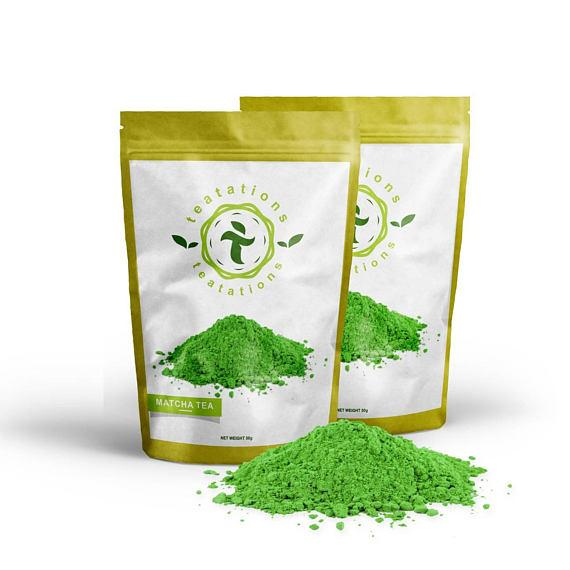 Japanese Matcha Green Tea Powder - Ceremonial Grade Matcha - 10g Resealable Bag