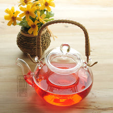 Heat resist 800ml Glass teapot with infuser/filter/strainer ,teaware,coffee pot,brew white/flower/matcha/black/Chinese/puer tea