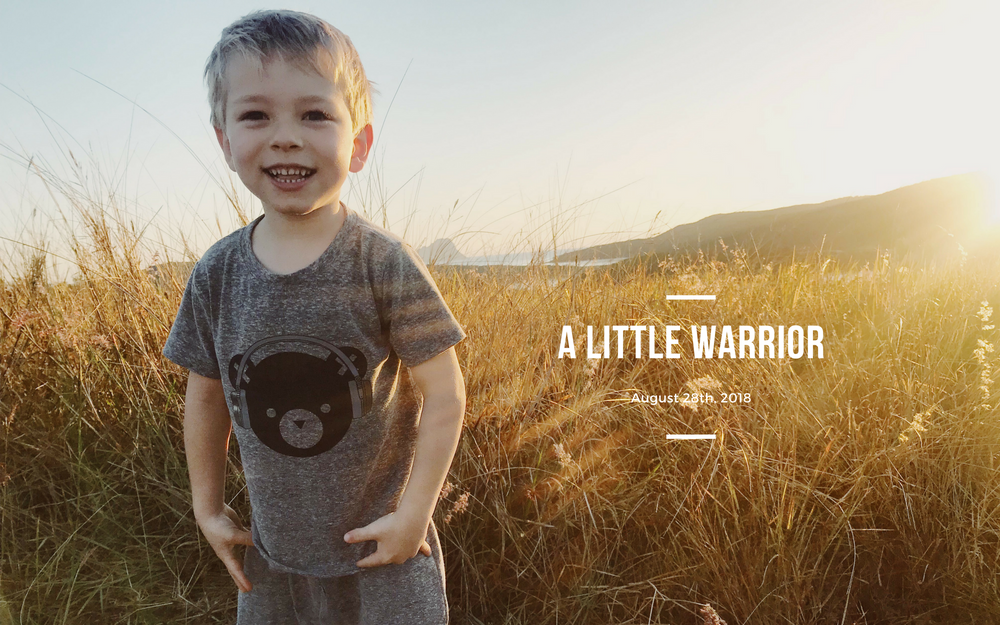 A Little Warrior