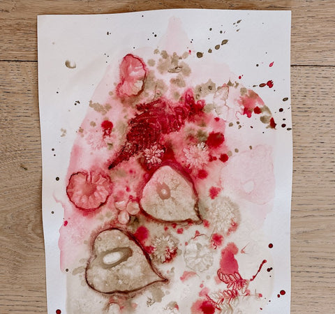 Creative Kids watercolour kit another example artwork