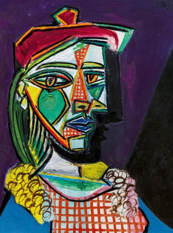 Creative Kids inspired by Picasso