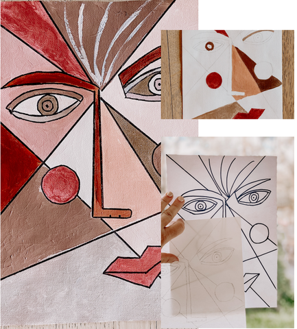 be inspired by Pablo Picasso