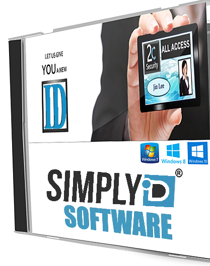 Simply ID Card Software