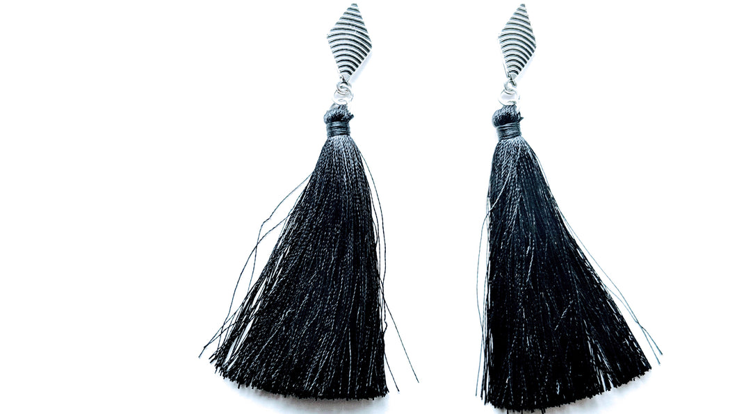 Lyla Tassel Earrings