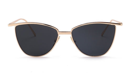 Byron Punk Cateye Sunglasses