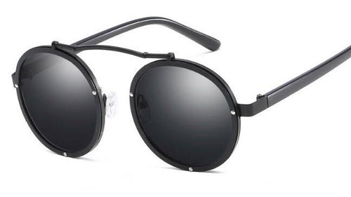 Felix Round Studded Sunglasses