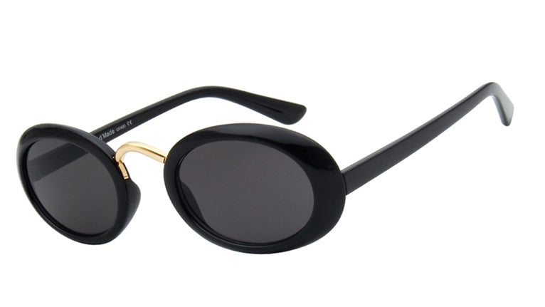 Tiffany Glam Oval Sunglasses