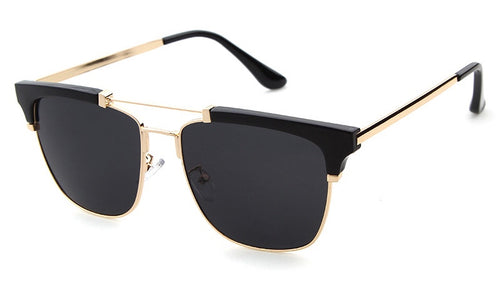 Maxwell Oversized Square Sunglasses
