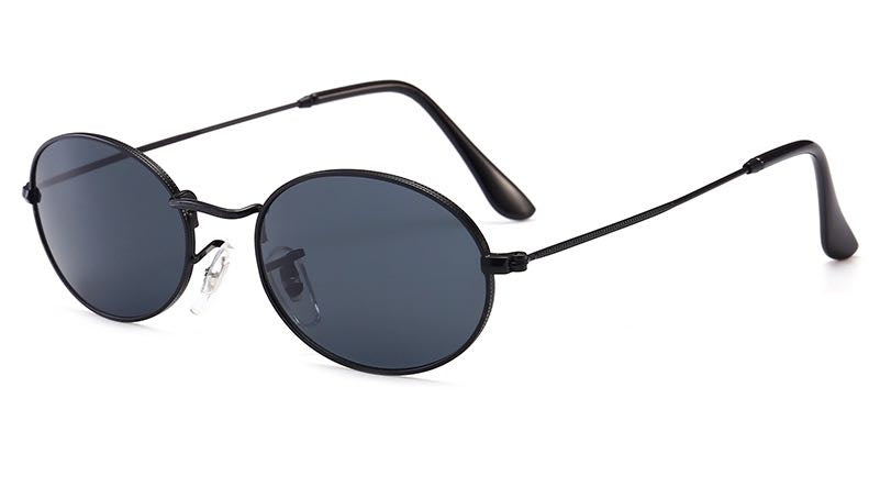 Noah Oval Sunglasses