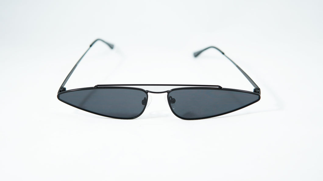 Future Perfect Triangle Sunglasses