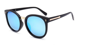 NEW! Peng Oversized Round Sunglasses