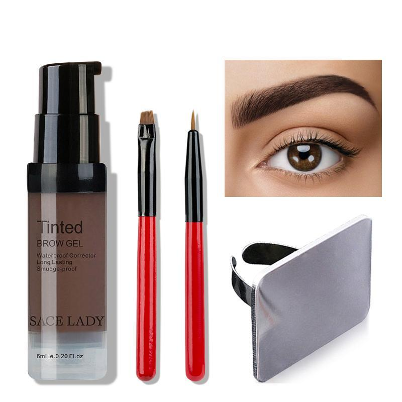 Natural Long-lasting Makeup Set