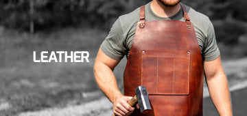 Bruder Leather Blacksmith Apron
