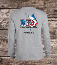 REO Ultra Cotton Tee L/S