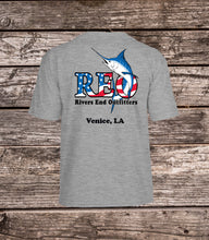REO Youth Performance Tee S/S