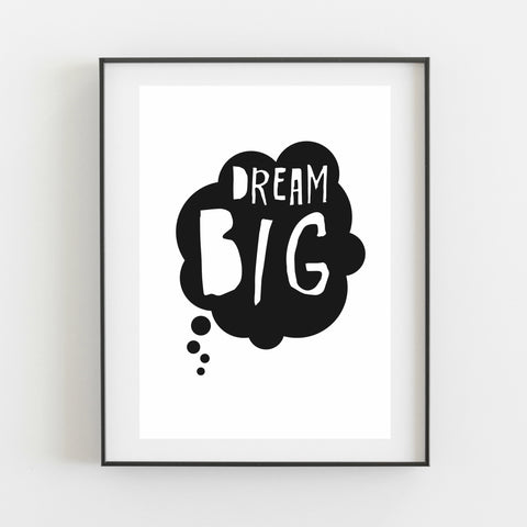 Dream Big - Kirsty Mason Designs