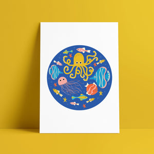 Under the sea - Kirsty Mason Designs