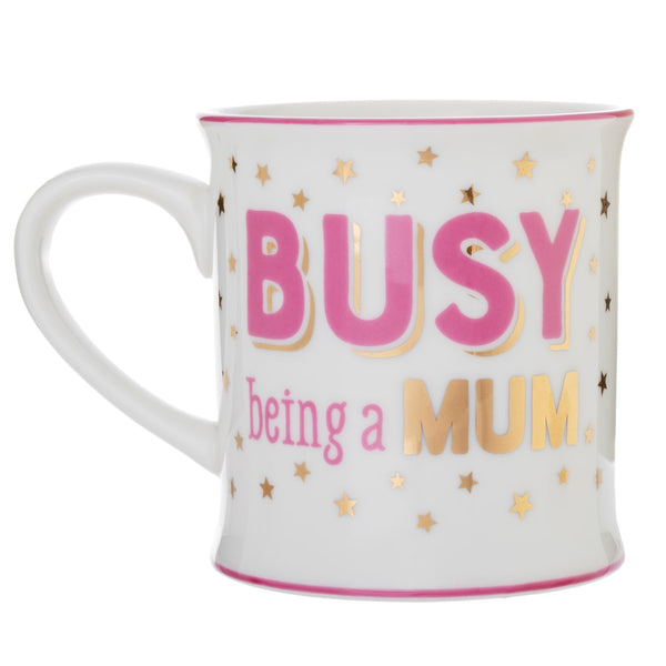 Busy Being A Mum Mug