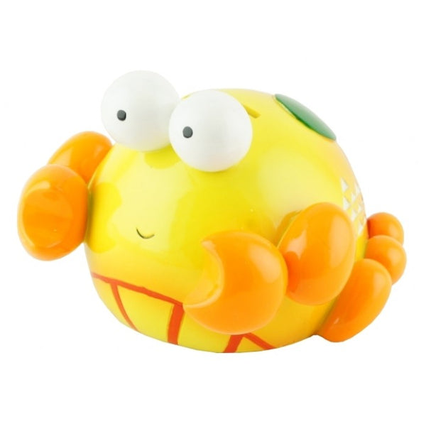 Colourful Crab Money Box