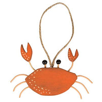 Nautical Crab Hanging Decoration