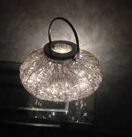 Wire Weave Lamp - Small