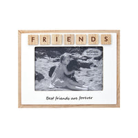Friends Scrabble Photo Frame