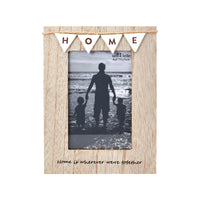 Home Bunting Photo Frame