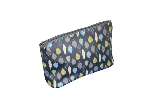 Leaf Print Wash Bag