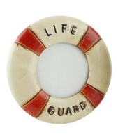 Nautical Life Raft Photo Frame
