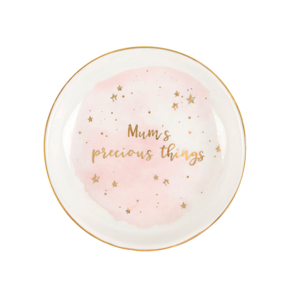 Mum's Precious Things Trinket Dish