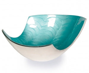 Scoop Bowl Aqua