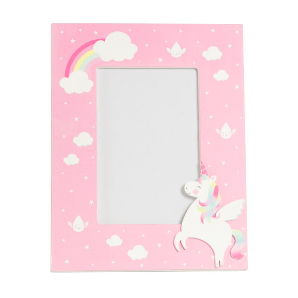 Unicorn photo frame
