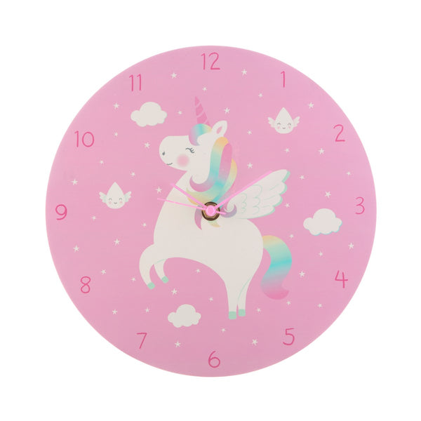 Unicorn Wall Clock