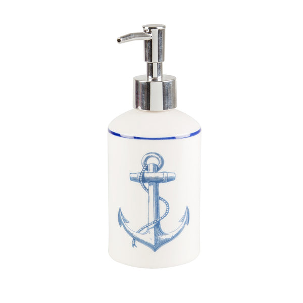 Vintage Anchor Soap Dispenser